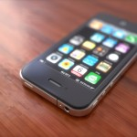 Apple iPhone 4G noir