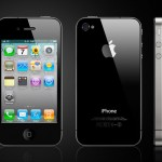 iPhone 4 noir