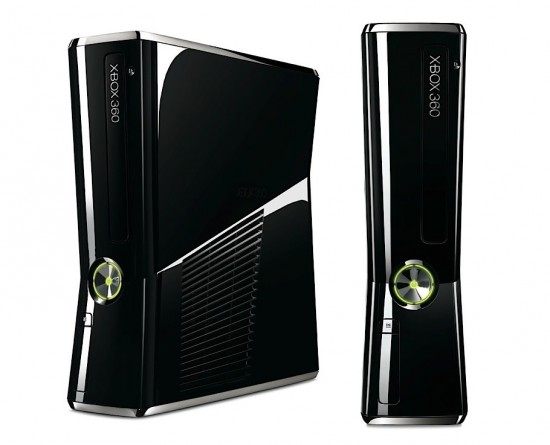 Microsoft Xbox 360 Slim &#038; Kinect