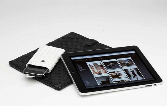 Étuis Bottega Veneta iPhone et iPad