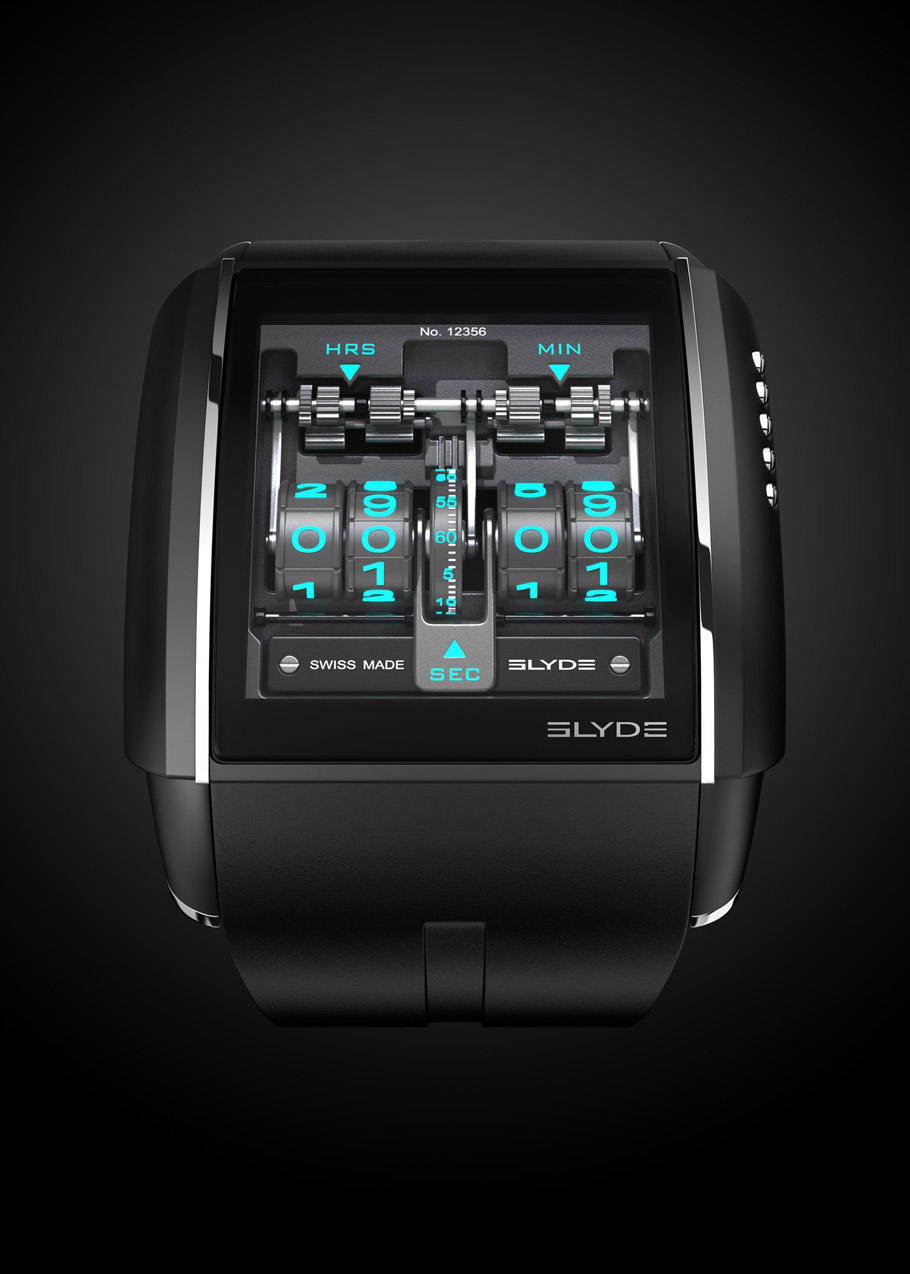 HD3 Slyde watch picture