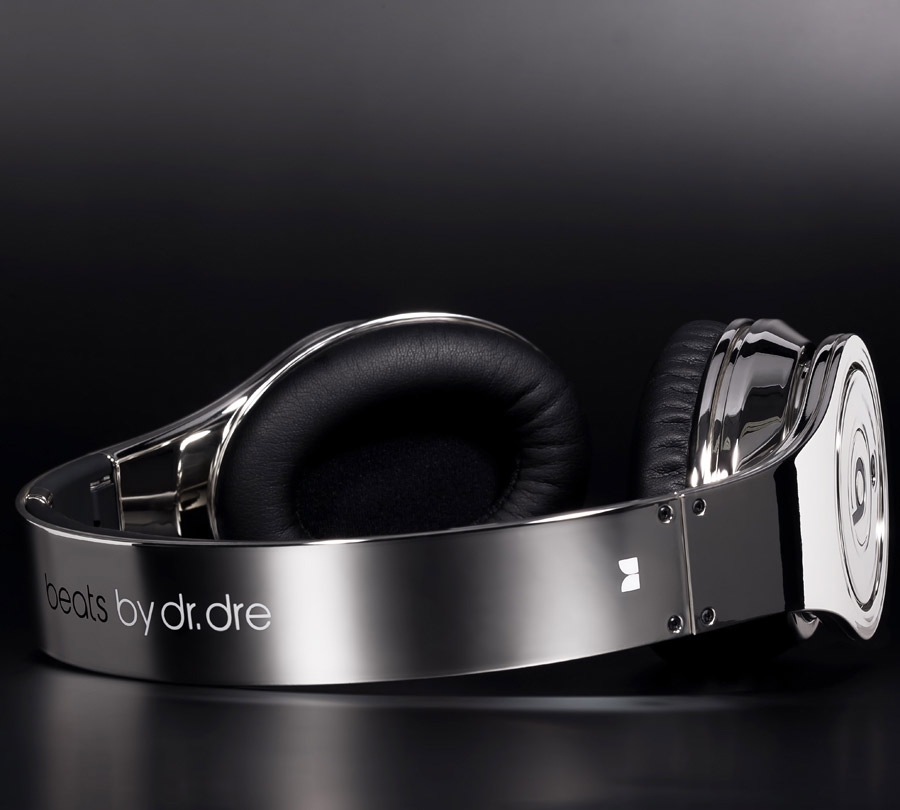 Beats by Dr. Dre Chrome