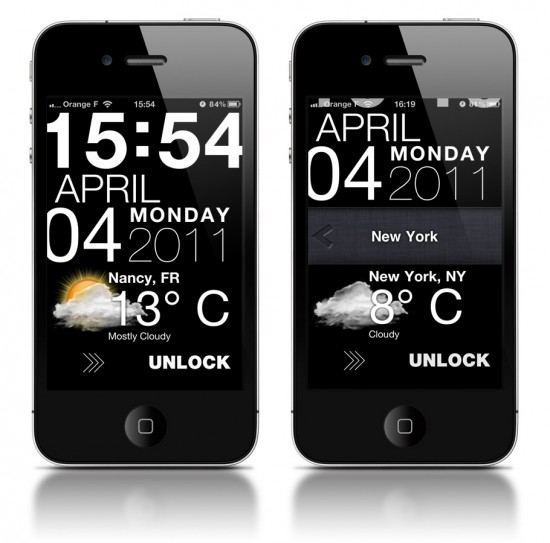 Typophone Weather