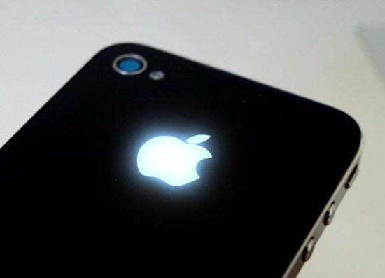 iPhone Apple Glow Mod