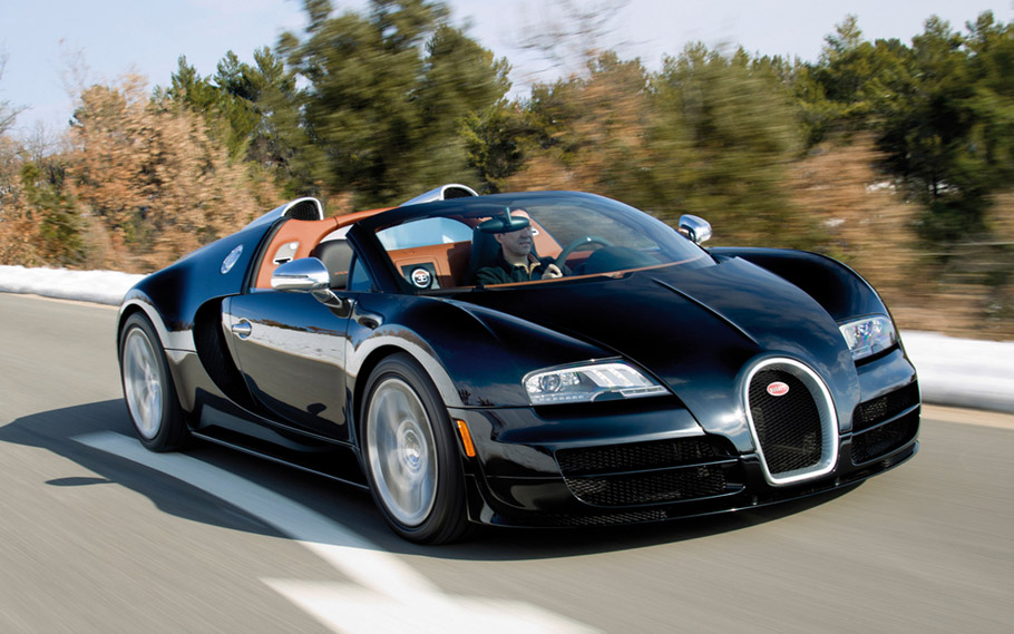 Bugatti Veyron 16.4 Grand Sport Vitesse