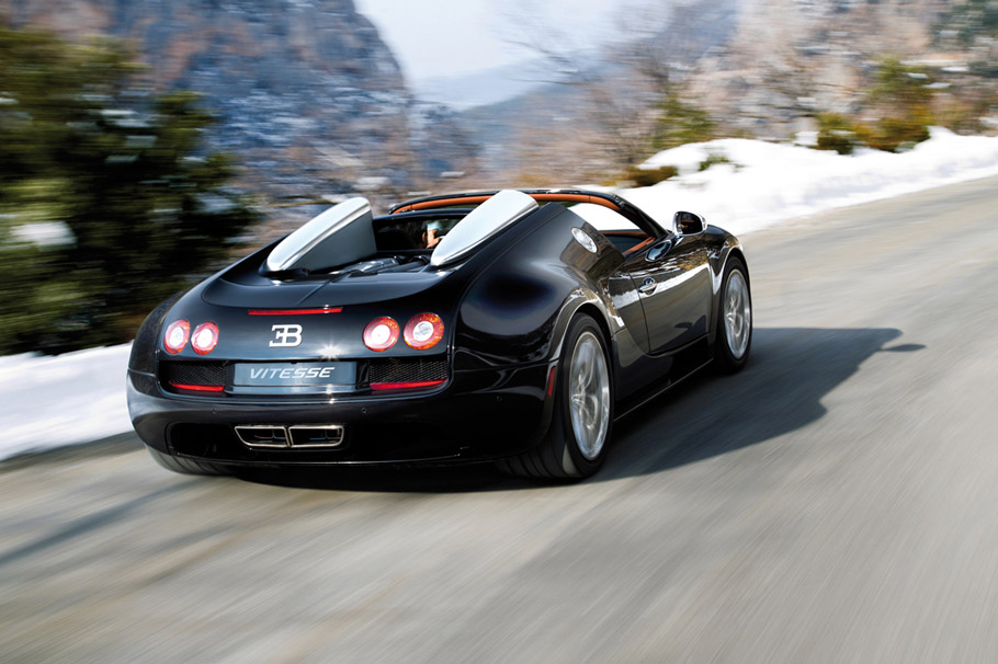 Bugatti Veyron Grand Sport Vitesse photo