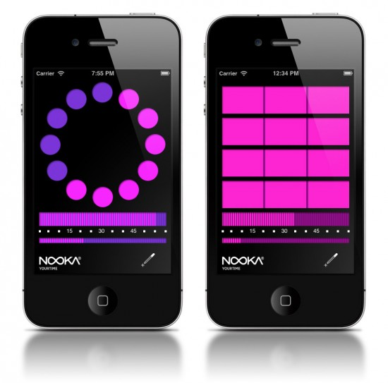Nooka for iPhone