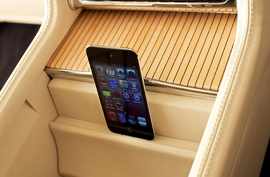 Bentley Mulsanne iPod touch