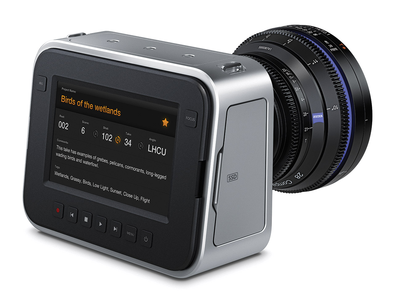 Blackmagic Cinema Camera photo