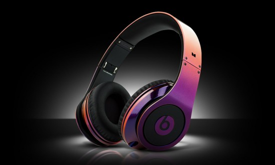 Image colorware illusion beats dre 3 550x330 ColorWare Collection Illusion Beats by Dre