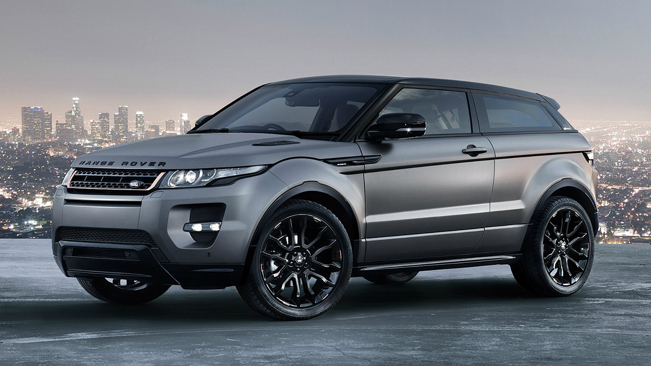 Range Rover Evoque Victoria Backham