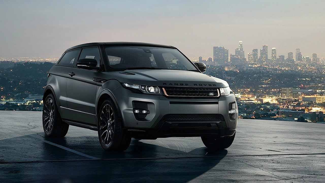 range rover evoque special edition geek hype. Black Bedroom Furniture Sets. Home Design Ideas