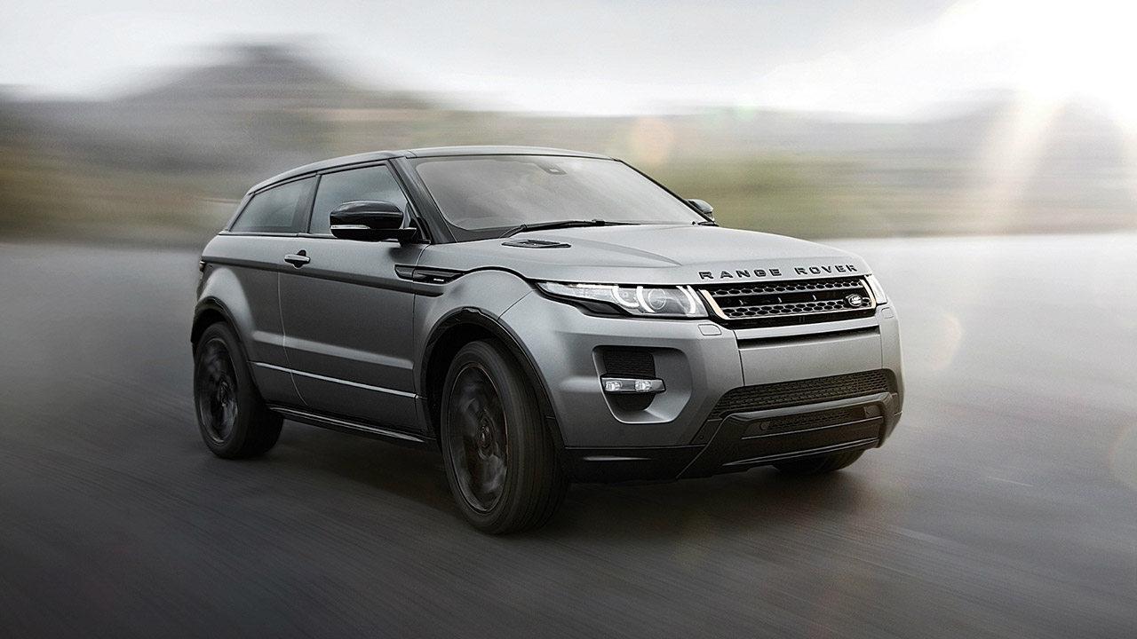 Range Rover Evoque by Victoria Beckham photo