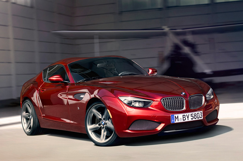 BMW Zagato Coupé photo