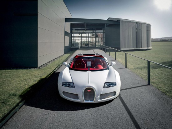 Bugatti Veyron Grand Sport Wei Long