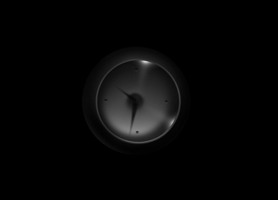 Image umbra led clock 550x396   Umbra Clock