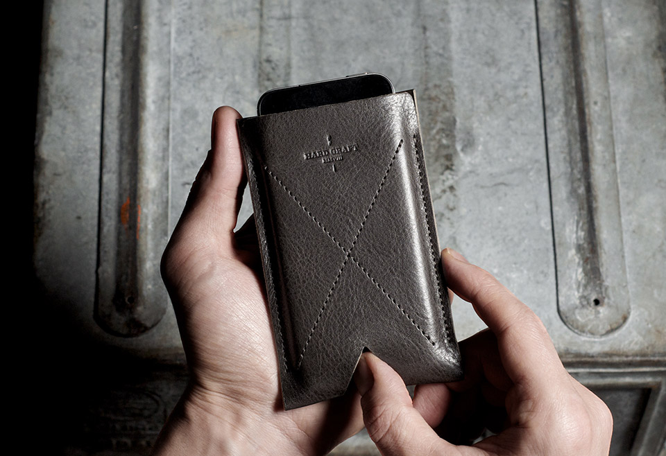 Hard Graft iPhone Card Case