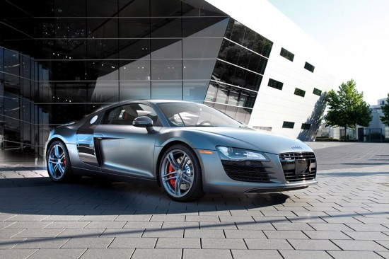 Image audi r8 exclusive selection 1 550x366   Audi R8 Exclusive Selection Edition