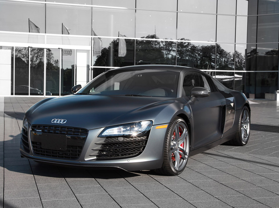 Audi R8 Exclusive photo