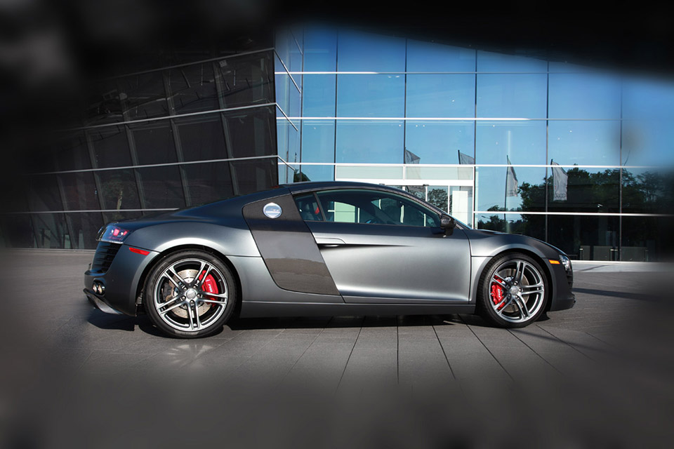 Audi R8 Exclusive Selection Edition wallpaper
