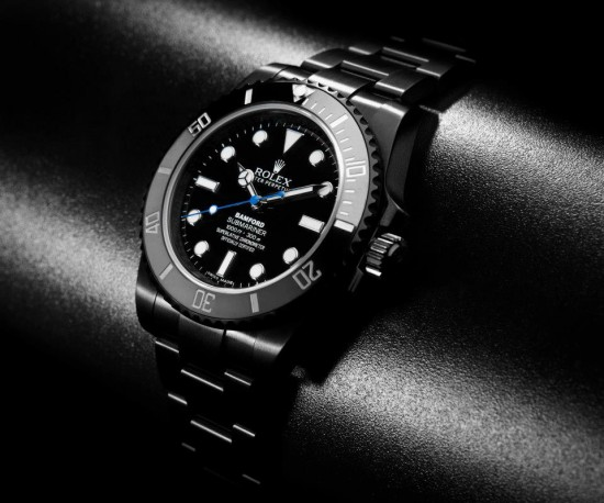 Rolex BWD Non-Date Submariner