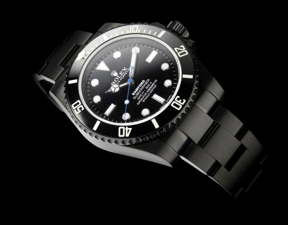 Bamford Watch Departement Rolex Submariner
