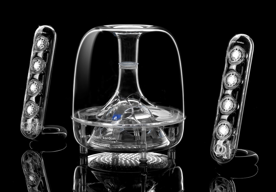 Harman Soundsticks III Wireless