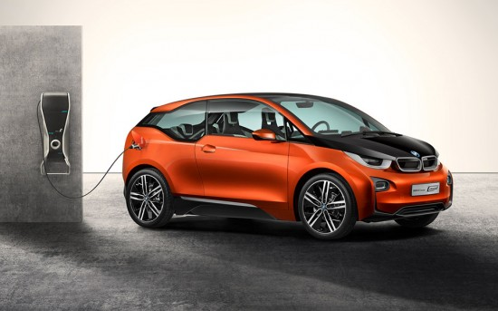 Image bmw i3 coupe concept 2 550x343   BMW i3 Coup Concept