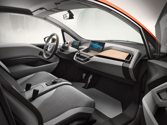 Image bmw i3 coupe concept 4 550x411   BMW i3 Coup Concept