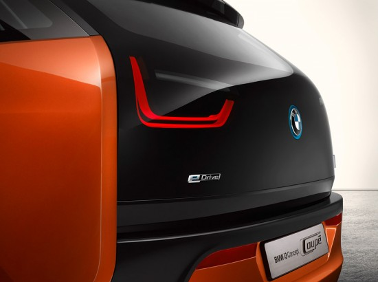 Image bmw i3 coupe concept 5 550x410   BMW i3 Coup Concept