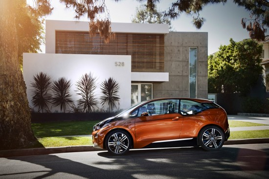 Image bmw i3 coupe concept 7 550x367   BMW i3 Coup Concept