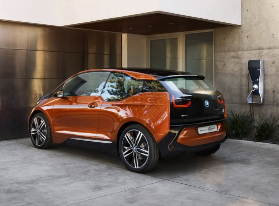 Image bmw i3 coupe concept 8 550x407   BMW i3 Coup Concept