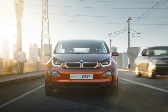 Image bmw i3 coupe concept 9 550x367   BMW i3 Coup Concept