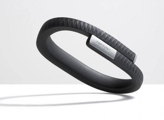 Image jawbone up 1 550x402   UP by Jawbone