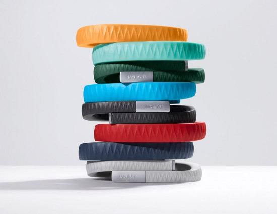 Image jawbone up 2 550x426   UP by Jawbone