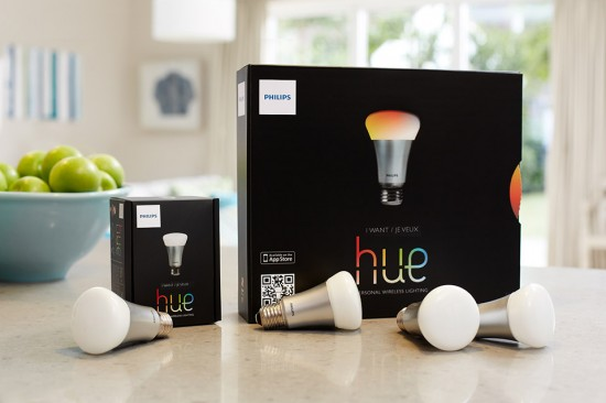 Image philips hue 1 550x366   Philips hue