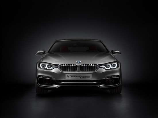Image bmw concept 4 series coupe 4 550x411   BMW Concept 4 Series Coup