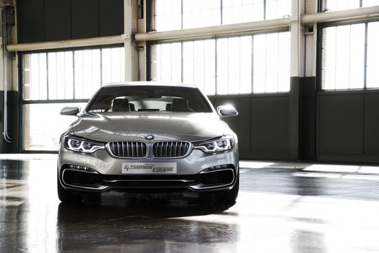 Image bmw concept 4 series coupe 9 550x367   BMW Concept 4 Series Coup