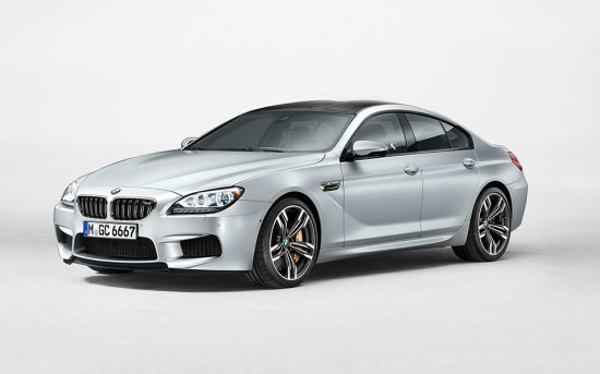 Image bmw m6 grand coupe 1 550x343   BMW M6 Gran Coupé