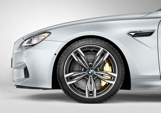 BMW M6 Grand Coupé wheel