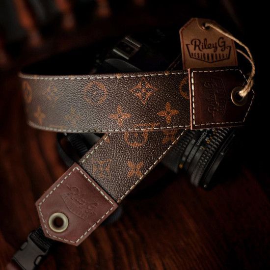 Louis Vuitton camera strap