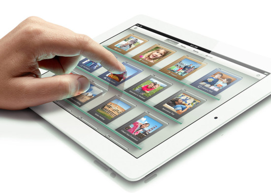 Image apple ipad 128 550x393   Apple iPad 128 Go