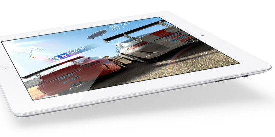 Apple iPad blanc