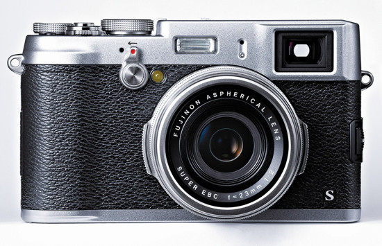 Fujifilm X100S