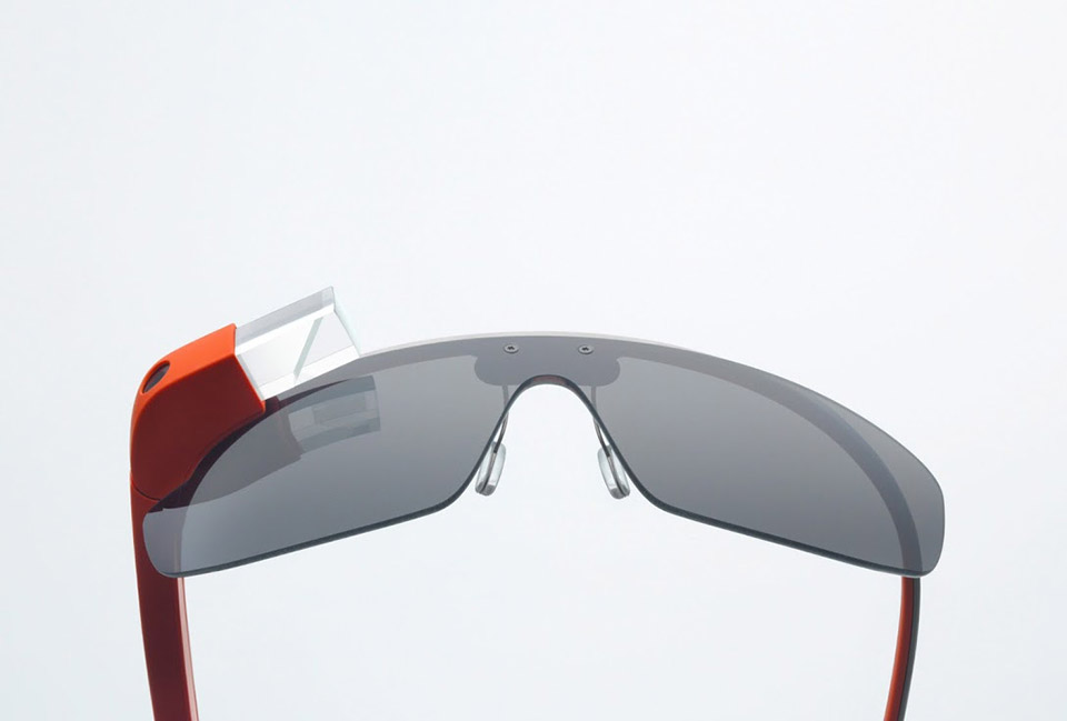 Google Glass lunettes