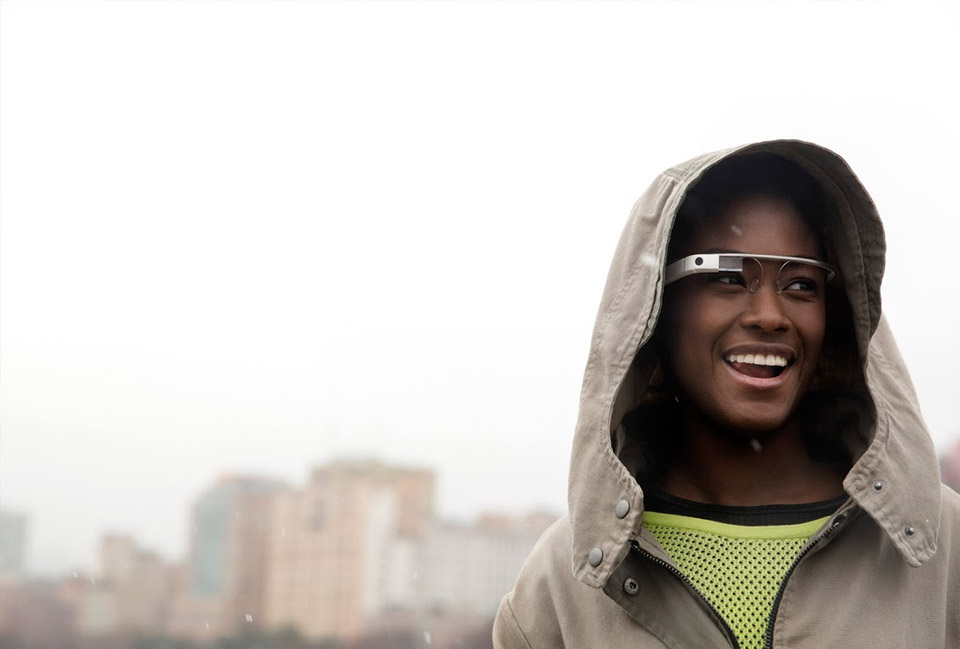 Google Glass picture