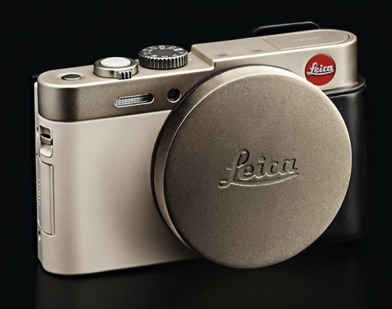 Leica C Light Gold
