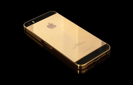iPhone 5s Edition Gold