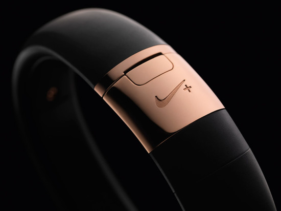 Nike+ FuelBand SE Rose Gold Limited Edition